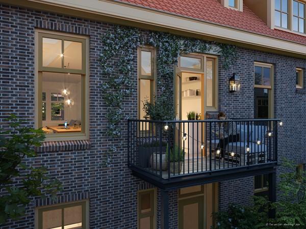 Medium property photo - Begoniastraat hs Construction number 16, 1031 GA Amsterdam