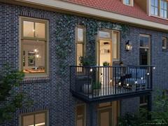 Sold subject to conditions: Meidoornplein hs Construction number 15, 1031 GA Amsterdam