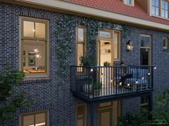 Sold subject to conditions: Meidoornplein hs Construction number 13, 1031 GA Amsterdam
