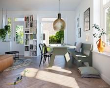 For sale: Meidoornplein vrd Construction number 5, 1031 GA Amsterdam