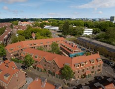 Has received an option.: Meidoornplein vrd Construction number 3, 1031 GA Amsterdam