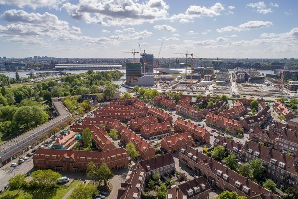 Medium property photo - Ranonkelkade vrd Construction number 8, 1031 GA Amsterdam