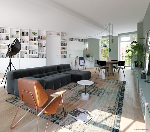 Medium property photo - Begoniastraat Construction number 2, 1031 GA Amsterdam