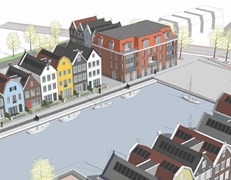 For sale: 4 x Herenhuis Type A Construction number 17, 1231 HC Loosdrecht