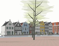 For sale: 4 x Herenhuis Type A Construction number 19, 1231 HC Loosdrecht