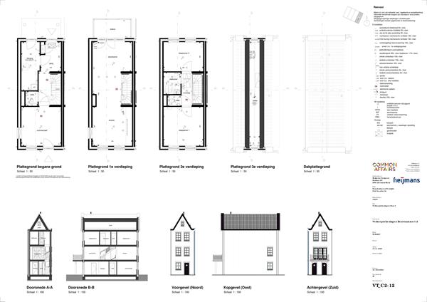 Herenhuis type C Construction number 12, 1231 HC Loosdrecht -