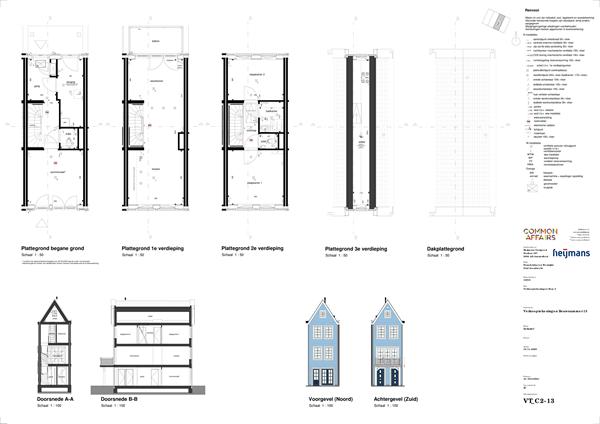 Herenhuis type C Construction number 13, 1231 HC Loosdrecht -