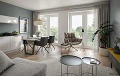 For rent: Het Pontveer Construction number 302, 1111RH Diemen