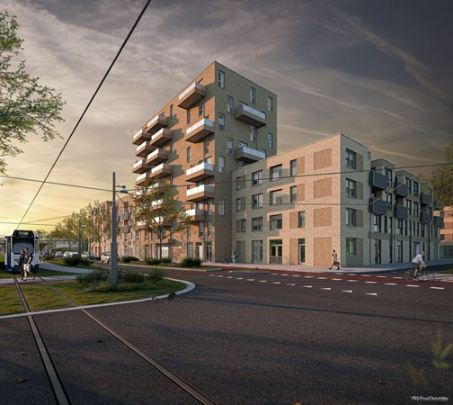 Medium property photo - Het Pontveer Construction number 302, 1111 RH Diemen
