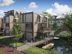 Has received an option.: Vrijstaand Construction number 5, 1036 KR Amsterdam