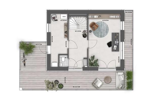 Vrijstaand Construction number 5, 1036 KR Amsterdam -