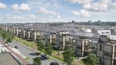Has received an option.: Vrijstaand Construction number 8, 1036 KR Amsterdam