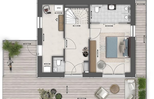 Vrijstaand Construction number 7, 1036 KR Amsterdam -