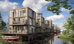 Has received an option.: Vrijstaand Construction number 6, 1033 DC Amsterdam