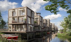 Has received an option.: Vrijstaand Construction number 9, 1036 KR Amsterdam