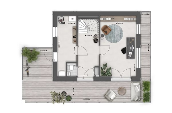 Vrijstaand Construction number 9, 1036 KR Amsterdam -