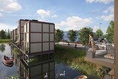 Has received an option.: Vrijstaand Construction number 12, 1033 DC Amsterdam