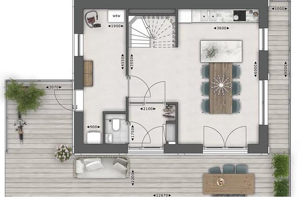 Vrijstaand Construction number 12, 1036 KR Amsterdam -