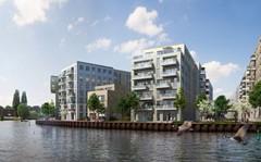Has received an option.: Vluchtladderstraat 55, 1019 VT Amsterdam
