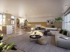 Has received an option.: Appartementen XL Construction number 72, 1135 Edam