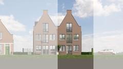 Has received an option.: 2 onder 1 kapwoningen Construction number 20, 1135 Edam