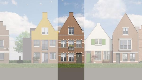 Medium property photo - Herenhuis 5.4 Construction number 33, 1135 Edam