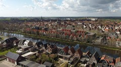 Has received an option.: Vestinghuis 6.9 Construction number 1, 1135 Edam