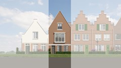 For sale: Herenhuis 5.4 Construction number 42, 1135 Edam