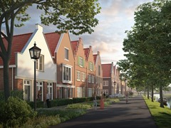Has received an option.: Vestinghuis 6.9 Construction number 43, 1135 Edam