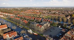 Has received an option.: Herenhuis 5.1 Construction number 5, 1135 Edam