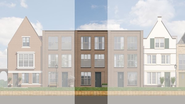 Medium property photo - Herenhuis 5.1 Bouwnummer 6, 1135 Edam