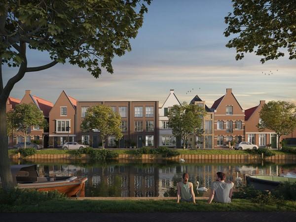 Medium property photo - Herenhuis 5.1 Construction number 11, 1135 Edam