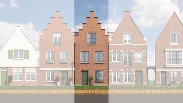 Medium property photo - Herenhuis 5.1 Construction number 10, 1135 Edam