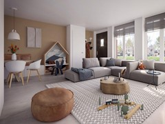 Has received an option.: Herenhuis 5.1 Construction number 14, 1135 Edam