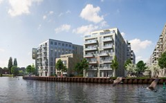 Sold subject to conditions: Sprinklerstraat 65, 1019 VR Amsterdam