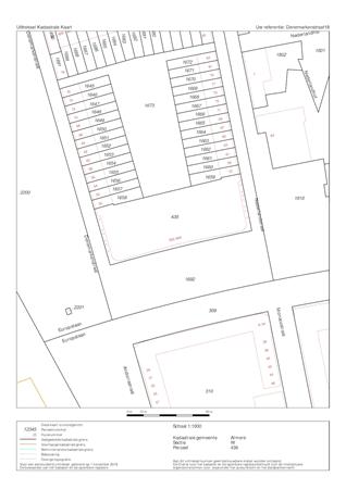 Denemarkenstraat 18, 1363 DD Almere
