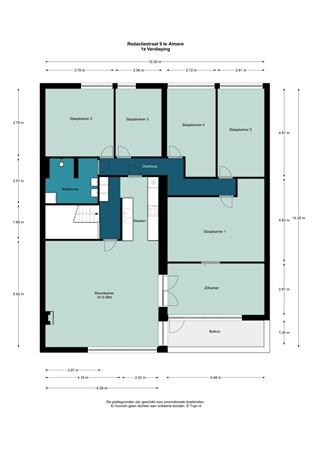 Redactiestraat 9, 1321 NL Almere -