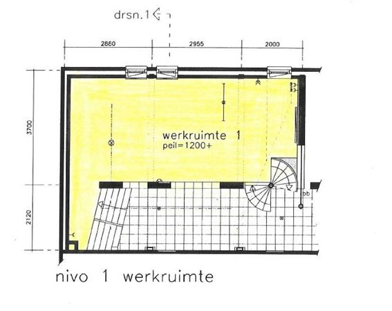 Floorplan - Hof Ter Weydeweg 10B, 3451 ST Vleuten