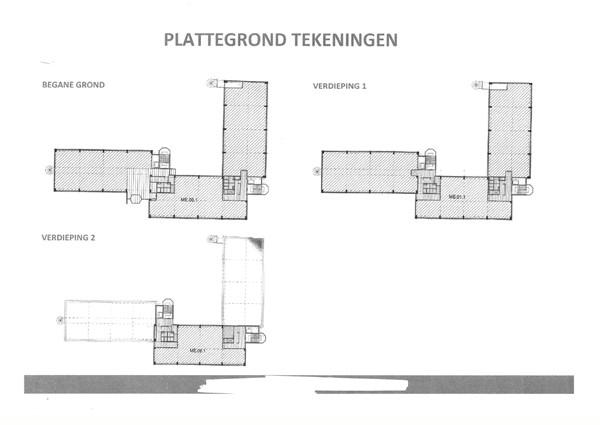 Floorplan - Meidoornkade 10, 3992 AE Houten