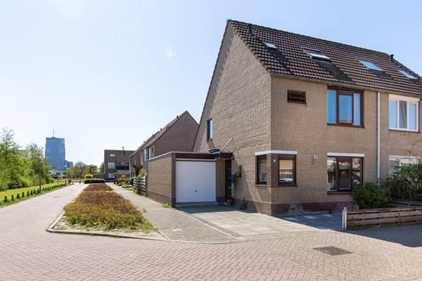 Zilvermosstraat 44, Almere