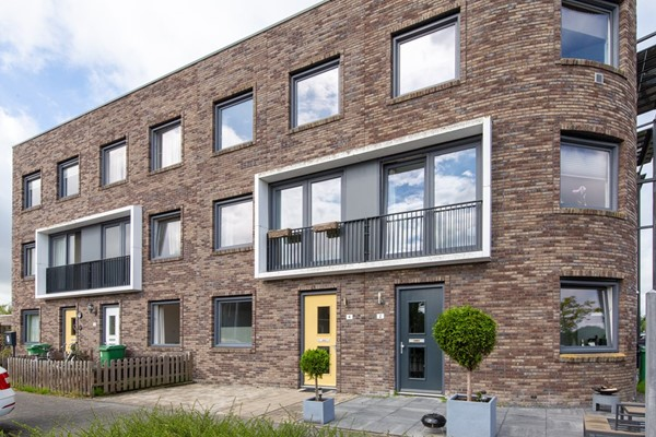 Bartolomeus Diazstraat 4, Almere