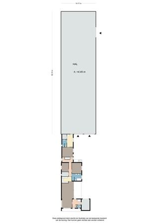 Floorplan - Handelsstraat 20en 20A, 6135 KL Sittard