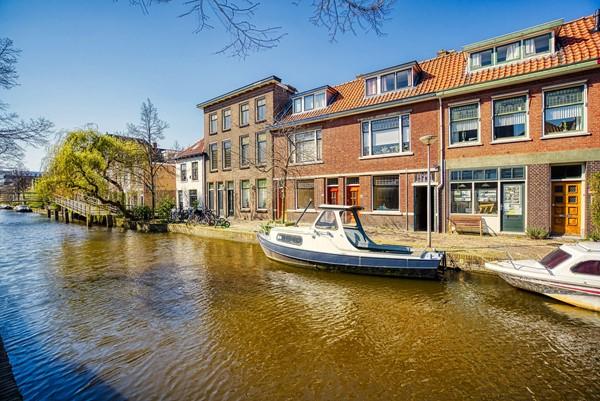 Verkocht onder voorbehoud: Buitenwatersloot 142, 2613 SV Delft