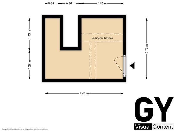 Plattegrond - Marshallplein 113, 2286 LK Rijswijk - Berging.jpg
