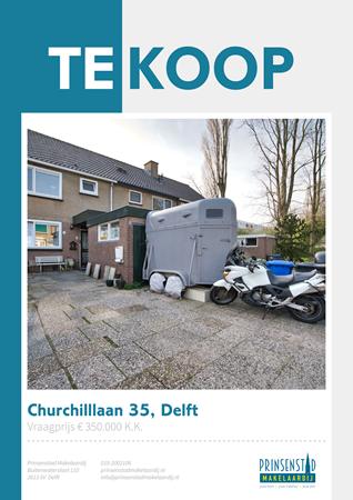 Brochure - Churchilllaan 35, 2625 GS DELFT (1) - Churchilllaan 35, 2625 GS Delft