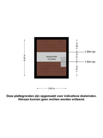 Plattegrond - Hovenierstraat 33, 2613 RM Delft - 103152042_hovenierstraat_33_zolder_first_design_20210604081114.jpg