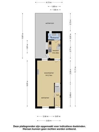 Plattegrond - Hovenierstraat 33, 2613 RM Delft - 103152042_hovenierstraat_33_woning_overzicht_first_design_20210604120212.jpg