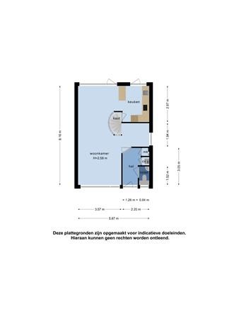 Plattegrond - P.C. Boutenspad 11, 2624 VL Delft - 106468656_pc_boutenspad_11_begane_grond_first_design_20210810054544.jpg