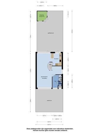 Plattegrond - P.C. Boutenspad 11, 2624 VL Delft - 106468656_pc_boutenspad_11_woning_overzicht_first_design_20210810054544.jpg