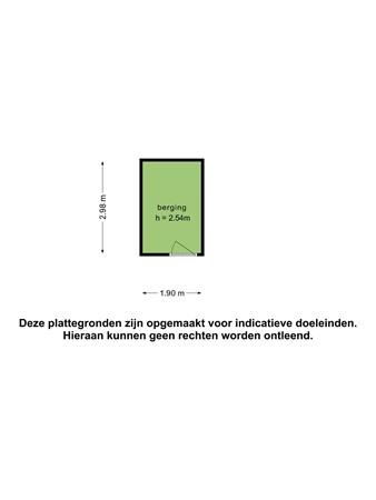Plattegrond - Hoflandendreef 48, 2614 MV Delft - 107776446_hoflandendreef_48_berging_first_design_20210909052158.jpg
